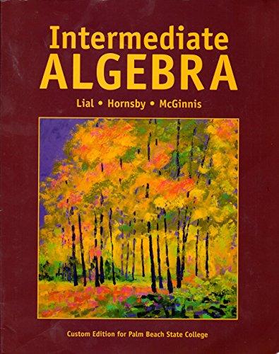 9781269339018: Intermediate Algebra Pbsc - Mat1103 with MML Access Code