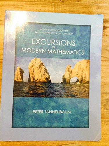9781269341882: Excursions in Modern Mathematics (ECSU Edition)