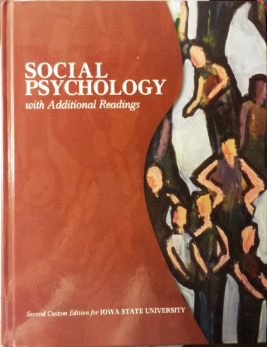 9781269344012 social psychology with additional readings 2nd tim wilson robin akert elliot aronson 9781269344012 social psychology with additional readings 2nd custom edition for iowa state university fandeluxe Gallery