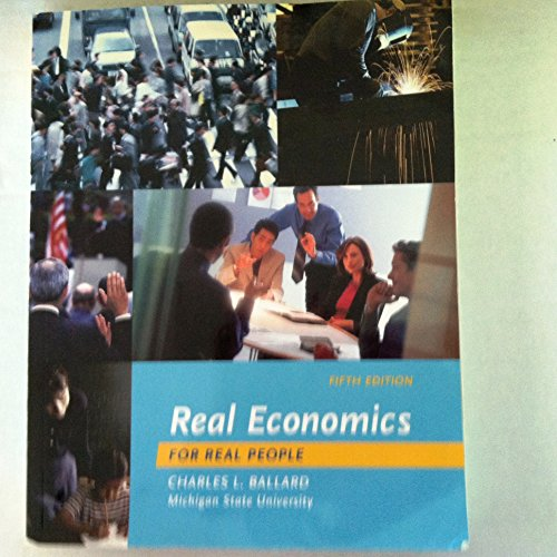 9781269353427: Real Economic for Real People 5th Edition