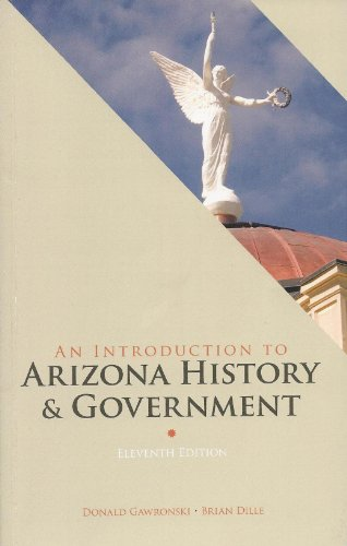 9781269355872: INTRO.TO ARIZONA HISTORY+GOVT.