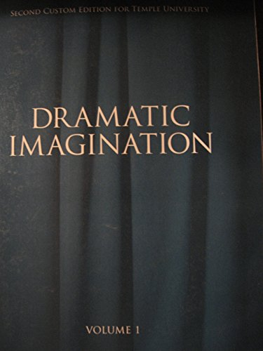 9781269359986: Dramatic Imagination Volume 1