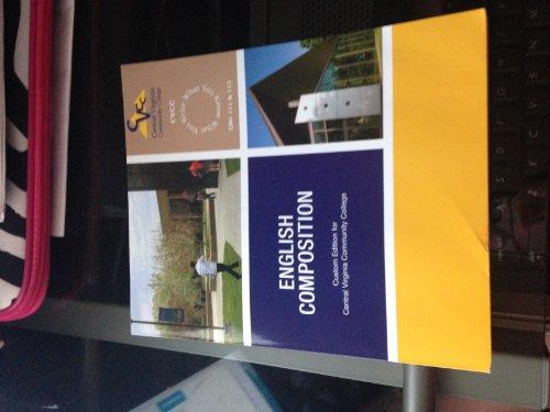 9781269372459: CVCC ENG 111 &112 Textbook