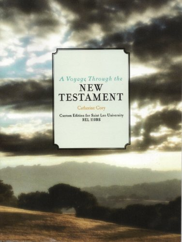 9781269382908: A Voyage Through the New Testament