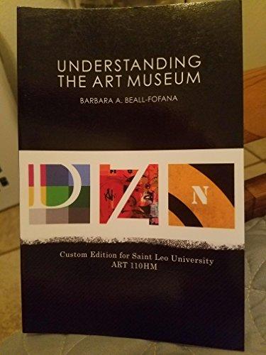 9781269382922: Understanding The Art Museum