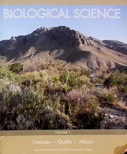 9781269395908: Biological Science