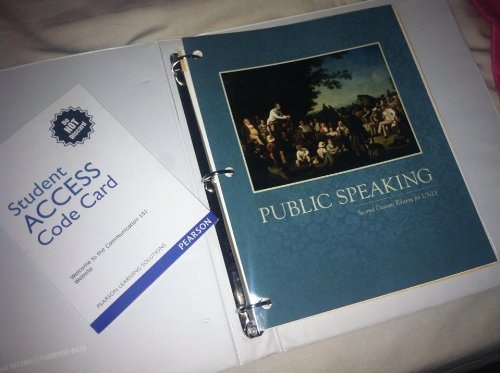 9781269397612: Public Speaking