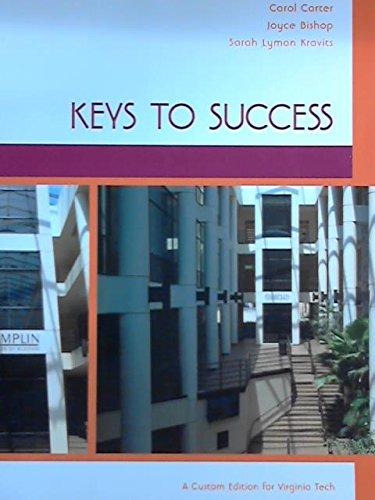 9781269399500: Keys to Success