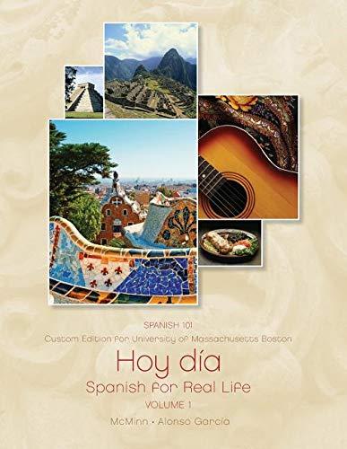 9781269400008: Hoy Dia Spanish for Real Life