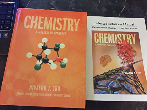 9781269401265: Chemistry; A Molecular Approach