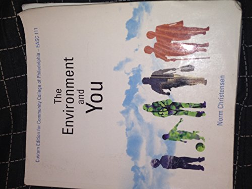 9781269407960: The Environmental and You (EASC 111)