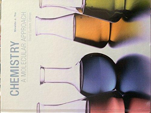 CHEMISTRY:MOLECULAR APPROACH >CUSTOM<: Trio, Nivaldo J.
