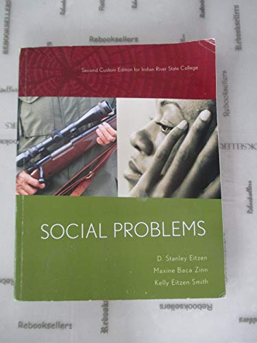 9781269414142: Social Problems: 2nd Custom Edition for Indian River State College [IRSC]