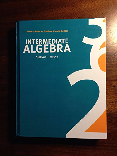 9781269414814: Intermediate Algebra