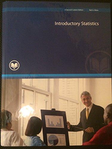 9781269415897: Introductory Statistics