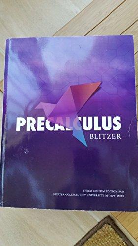 9781269416764: Precalculus