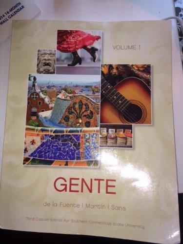 9781269417549: Gente, Third Edition