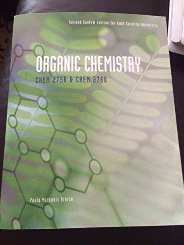 9781269420303: Organic Chemistry CHEM 2750 & CHEM 2760