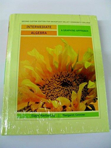 9781269420983: Intermediate Algebra: A Graphing Approach, 2nd Custom Edition Naugatuck Valley Community College