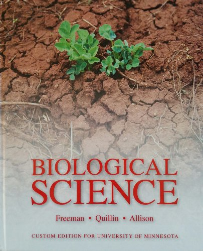 9781269422079: Biological Science (University of Minnesota Edition)