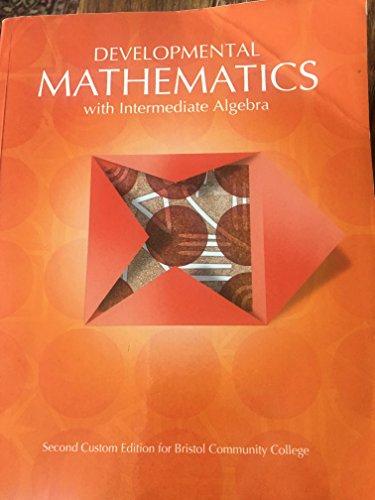 9781269422505: Developmental Mathematics with Intermediate Algebra