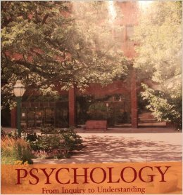 Psychology From Inquiry to Understanding: Lilienfeld, Lynn, Namy, Woolf