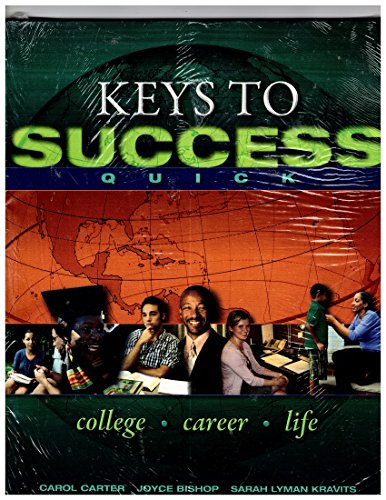 9781269425513: Keys to Success Quick