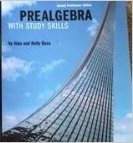 9781269443616: Prealgebra with Study Skills Third Preliminary Edition.