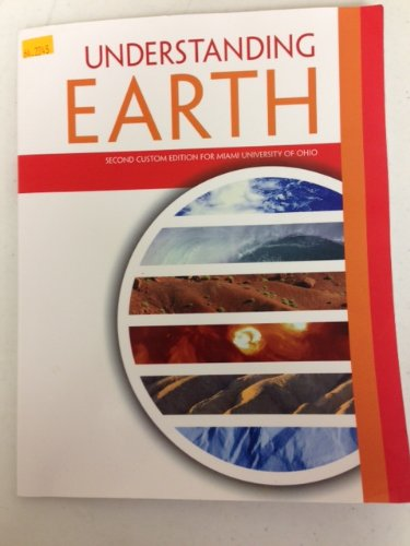 9781269462976: Understanding Earth, Miami University