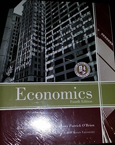 9781269517614: Economics Fourth Edition (Second Custom Edition for Robert Morris University)