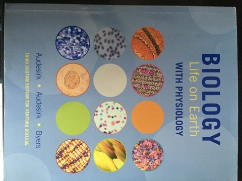 9781269518130: Biology Life on Earth with Physiology, THIRD Custom Edition for VENTURA COLLEGE