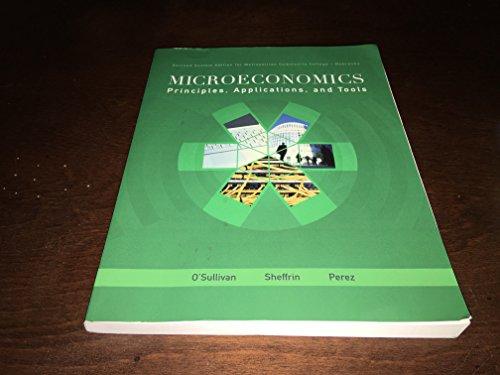 9781269521468: Macroeconomics Principles, Applications, and Tools 8th Edition