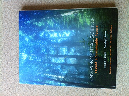 9781269528559: Environmental Science: Toward a Sustainable Future