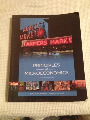 9781269561693: Principles of Microeconomics Seventh Edition