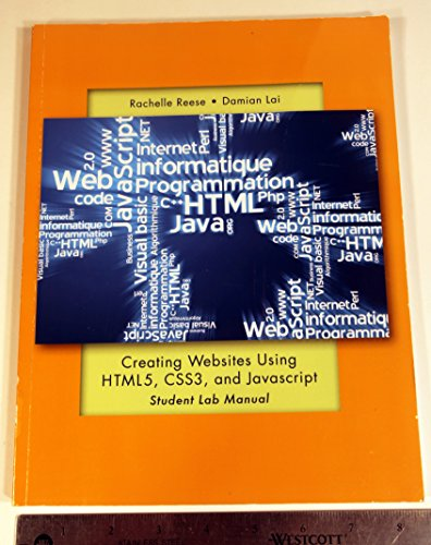 9781269563901: Creating Websites Using HTML5, CSS3, and