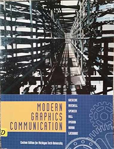 9781269573597: Modern Graphics Communication