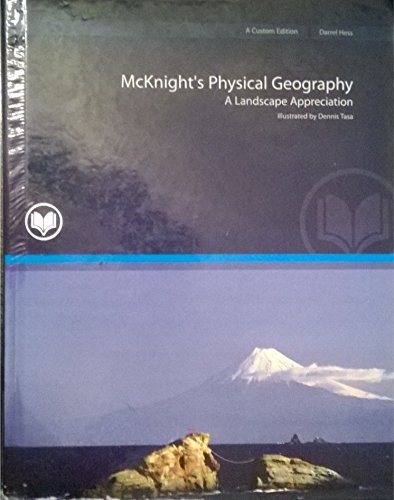 9781269575485: McKnight's Physical Geography Package Rio Salado College