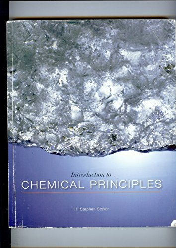 9781269596688: Everett Community College Introduction to Chemical Principles