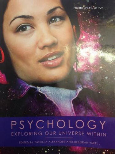 9781269596886: Psychology Exploring Our Universe Within