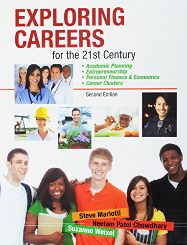 Exploring Careers for the 21st Century: Pearson Learning Solutions