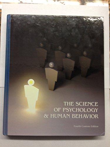 9781269656757: The Science Of Psychology & Human Behavior