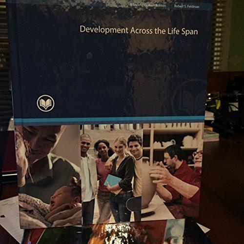 9781269657075: Development Across the Life Span