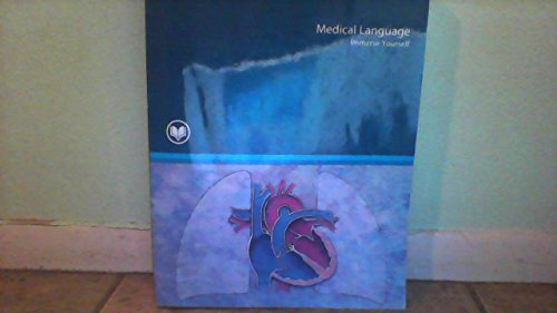 Medical Language Immerse Yourself A Custom Edition: Susan M. Turley