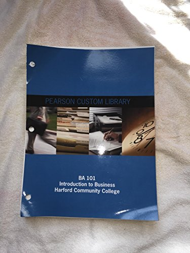 BA 101, Introduction to Business, Harford Community: Steven Kursh, Theresa