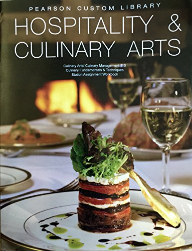 9781269700351: Hospitality and Culinary Arts for San Diego, CA Mesa College