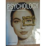 9781269734783: Psychology From Inquiry to Understanding
