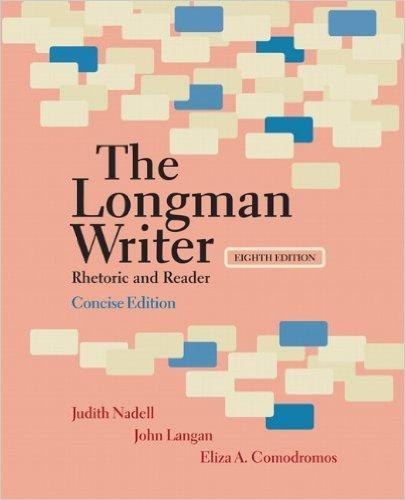 9781269740890: The Longman Writer