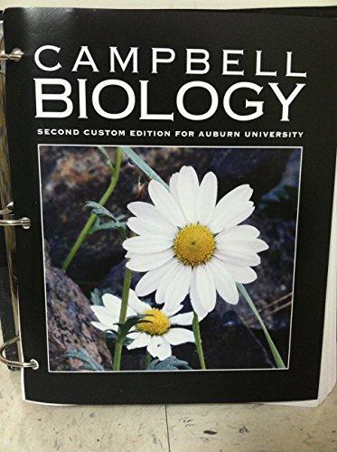 9781269751636: Campbell Biology: Second Custom Edition for Auburn University