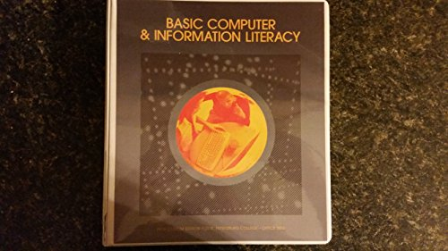 9781269753531: Basic Computer & Information Literacy