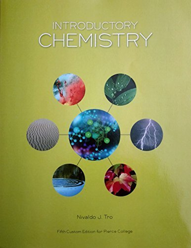 9781269754880: Introductory Chemistry Fifth Custom Edition for Pierce College